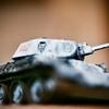 T-34/76・rolleiflex SL35 w/rollei plannar 1.4/50 7mm extended