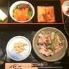 定食ランチ in 江坂