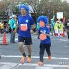 4/29は堺シティマラソン! 娘とファミリーランに参加予定。。