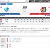 2019-05-07 カープ第34戦(ナゴヤドーム)●0対6 中日(16勝17敗1分)投打ふるわず完封負けで完敗。再び借金生活。山口翔の初登板だけが見どころでした。