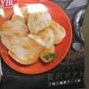 ヤマザキビスケット アツギリ贅沢ポテト 3種の濃厚チーズ味 食べてみました