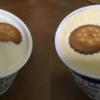大人気ミレービスケットアイス作ったけど本物はもっと美味かった