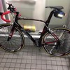 新しい自転車に乗ると 今までの経験が崩れた・・・