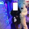 パタヤ ウォーキングストリートの白熊の店 「ICE BAR V20」-20度で凍えながら酒を飲む。