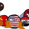 イラストを描いたよ:MGS×ポーランドボール