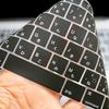 MacBook 12インチのキーボードをカバーするフィルムを購入した理由。