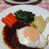 ●我が家の定番ハンバーグを日本食研さんの便利アイテムで..