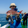 GW初日、東京湾・剣崎沖のマダイ釣りに初挑戦してきた!