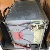 エレクトロラックス製3WAY冷蔵庫の修理①