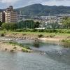 尼崎から宝塚の 武庫川の渡しを探す