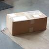 荷物が到着しました・・少しだけ。・・・杉島ブログです