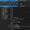 ASP.NET Core MVC の SecretManager 機能を使う