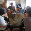 ギターに合わせて童謡・唱歌