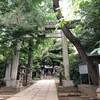 「長崎神社」(東京都豊島区)