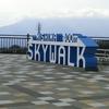 一人旅 関東へ車で行ってみた1日目 三島スカイウォークへ