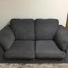IKEAのソファーが来たよ