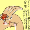大腸経(LI)4  合谷(ごうこく)