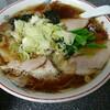 青島食堂司菜@新潟市中央区万代で生姜の効いた醤油