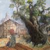 ヴェナダール 人々の樹 (デネリムの異民族地区にて)