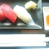 成田のJAL国際線ファーストクラスラウンジでスシ食いねェ!