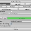 UnityでOculus Rift用に作成した高解像度のmp4動画がカクつくことに関する検証