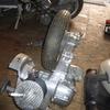 S301AT エンジン載せ替え
