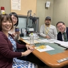 本日夕方5時5分〜NHKラジオに出演します