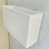 冷蔵庫横・マグネット付きゴミ箱に変えてスッキリ!プチリニューアル【冷蔵庫の片付け-3】