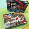 【買っちゃいました】レゴ(LEGO) 「シティ アドベントカレンダー」 & 「スターウォーズ アドベントカレンダー」