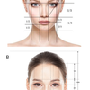 象徴性としての顔面が持つ美しさの比率