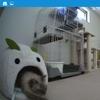 お留守番のある犬や猫にカメラ付き自動給餌器!カリカリマシーンSP