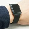 Apple Watchの格安バンド「BRG ミラネーゼループ」買ってみた