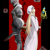 【96】 11/11 「アニメや漫画キャラを描いて線画&グリザイユ塗りの練習」