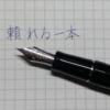 9本目の万年筆 カスタムヘリテイジ91 軟細字(SF)