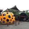 【京都祇園】草間彌生展に行ってきました。ミシュランに選ばれたラーメン屋さんも。