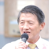 飯舘村議選・佐藤八郎氏が全力