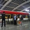 北京首都国際空港からエアポートエクスプレスで市内へアクセス