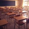 ハイスクールに行きました。