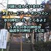 サイクリングで埼玉県川越市の神社めぐり、今度こそSAOの氷川神社行ってきました。