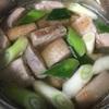 黒酢でさっぱり!柔らか黒酢豚角煮と超簡単塩キャベツ