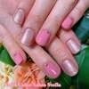 春色ピンク、続々♡パッと華やぐフェミニンピンク&シルキーピンクで大人エレガントネイル☆