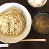 麺やわんでぇい(豊見城市)つけ麺 750円