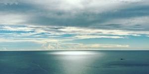 360度の宇宙感を体感したい人に薦めたい 小笠原の空と海