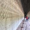 アンコールワット 個人 ツアー (128)アンコールワットの観光スポット おすすめ [レリーフの彫刻]
