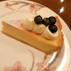 【スイーツ】ブルーベリーチーズケーキ(^^)