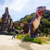 【恐竜公園】迫力満点の恐竜に出会える笠岡市の公園♡