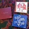 EXIDからクリスマスプレゼント!Bad Girl For Youがリリースされた