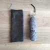 【雑貨】傘のミニマム化。濡れた傘を小さい鞄に入れる。
