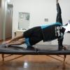 『3ヶ月で腹筋を作る:初日~1週目 簡単なトレーニングとエクササイズをする理学療法士』