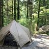 再訪、椿荘オートキャンプ場、寒いのか?暑いのか?ある意味全部入りキャンプ